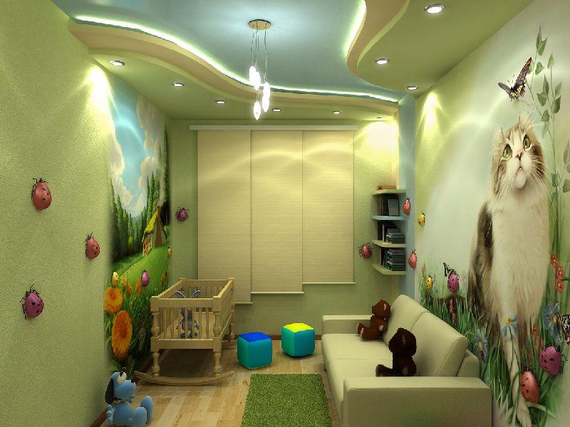 Детская комната как лучше сделать 870