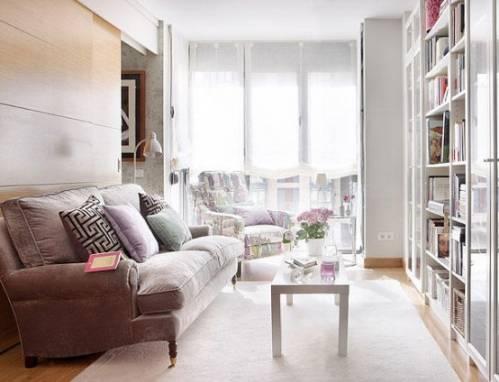 Дизайн квартиры однокомнатной маленькой